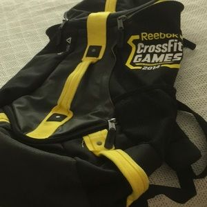 Reebok Crossfit Games backpack